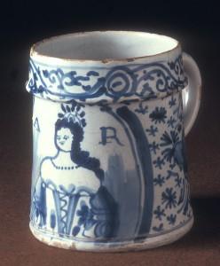 Delft mug, 1954.98