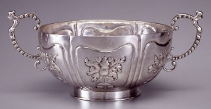 Silver cup or bowl, 1955.127