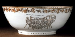 Punch bowl, 1957.63