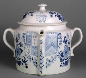 Delft posset pot, 1957.536