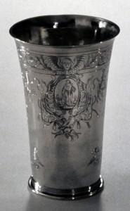 Silver beaker, 1958.95.1