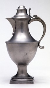 Pewter flagon, 1958.649