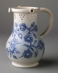 Stoneware puzzle jug, 1958.929