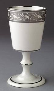 Lusterware goblet, 1958.1272