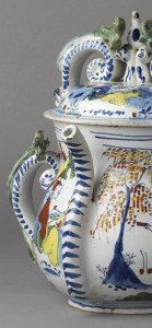 Posset pot detail, 1958.2381