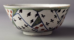 Delft punch bowl, 1959.2544
