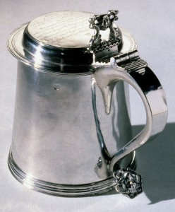 Silver communion tankard, 1959.3365