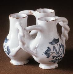 Delft fuddling cup, 1964.690