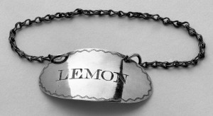Lemon label, 1968.273