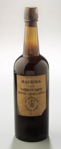 Wine bottle with madeira, 1969.1883