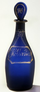 Hollands (gin) decanter, 1973.459.1