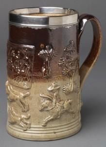 Stoneware mug, 1975.113