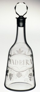 Madeira decanter, 1976.165