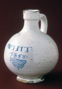 Wine bottle or jug, 1984.75