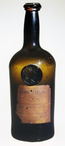 Wine bottle with madeira, 1985.55