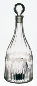 Champagne or ice decanter, 1991.48
