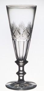 Champagne flute or wineglass, 1994.113.1