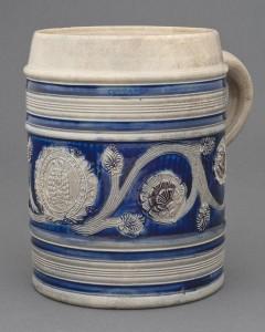 Stoneware mug, 1996.121