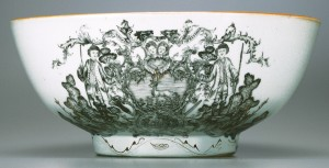 Porcelain punch bowl, 2003.47.11
