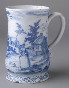 Delft mug, 2011.7.2