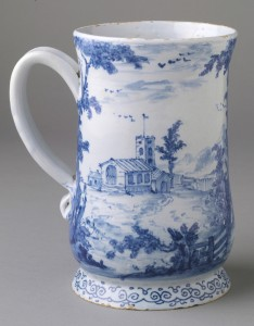 Delft mug side 2, 2011.7.2