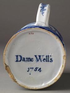 Delft mug detail, 2011.7.2