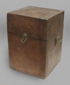 Liquor box, Archives OB 499