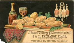 Trade card, Downs Col. 9 68x164.595