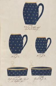 Gardiner pattern book nos. 165-169