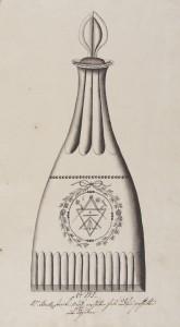 Gardiner pattern book pl. 185, 71X206.1