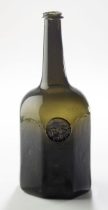 Wine bottle, 1959.1721