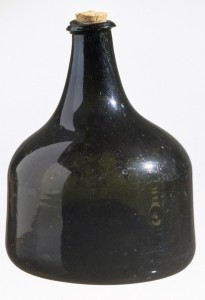 Wine bottle, 1959.1729