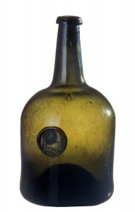 Wine bottle, 1965.2337
